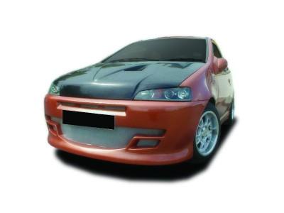 Fiat Punto MK2 Snake Front Bumper