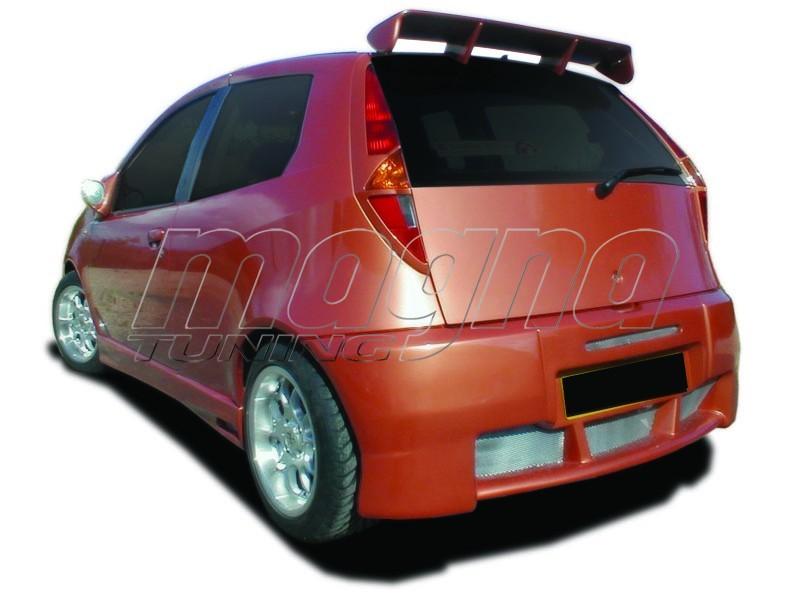 Fiat Punto MK2 Snake Heckstossstange