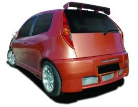 Fiat Punto MK2 Snake Rear Bumper
