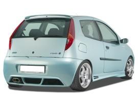 Fiat Punto MK2 Speed Heckflugel
