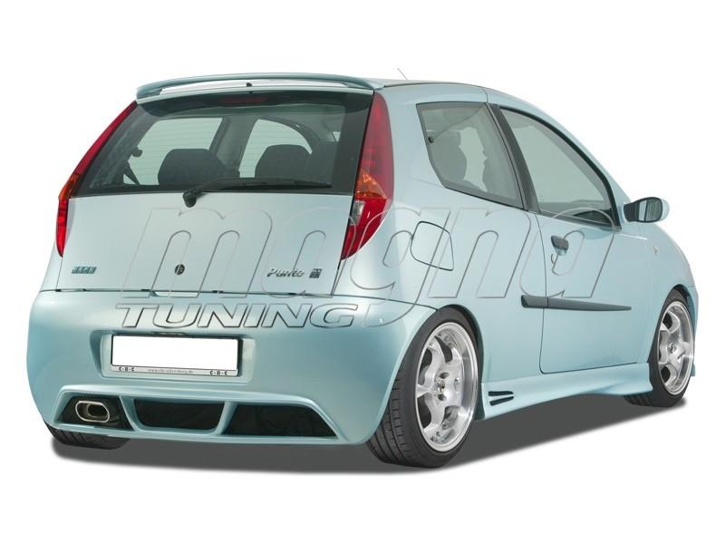 Fiat Punto MK2 Speed Rear Wing