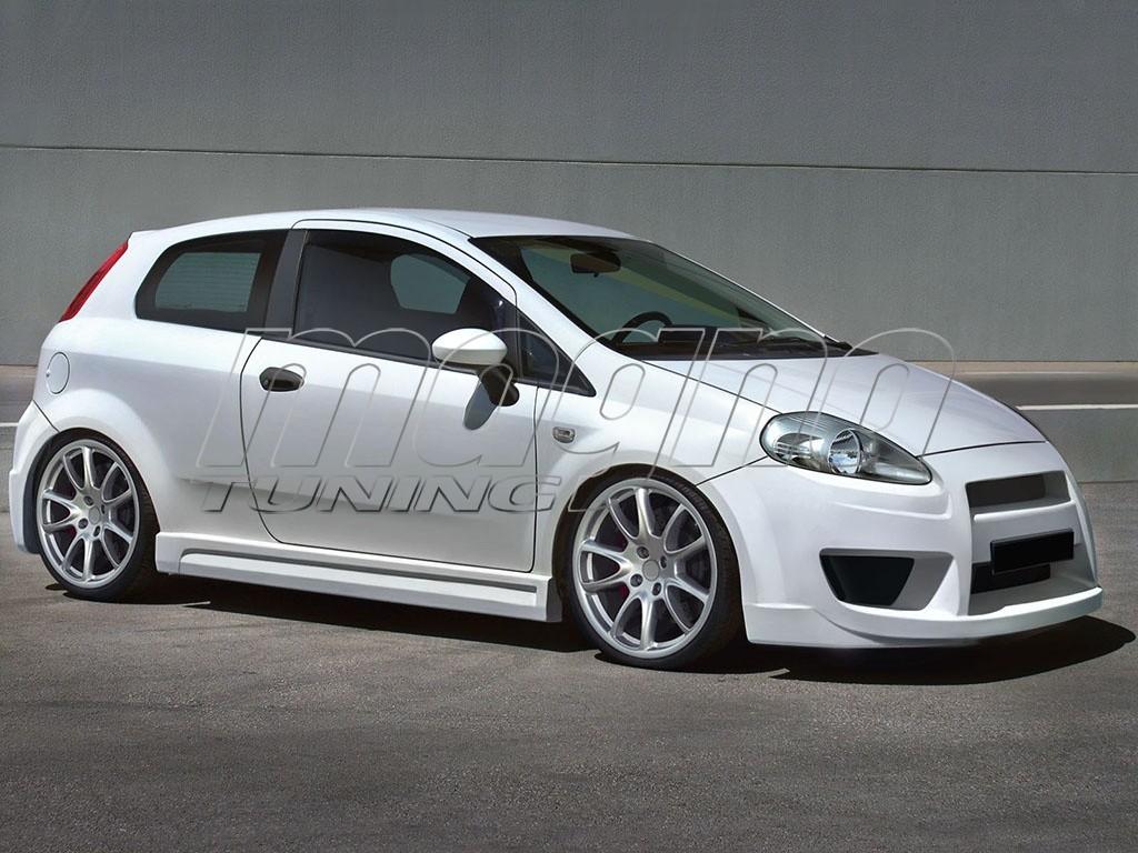Fiat Punto MK3 Extreme Seitenschwellern