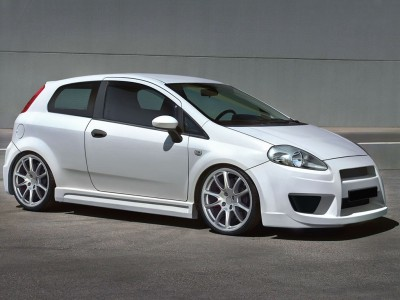 Fiat Punto MK3 Extreme Side Skirts