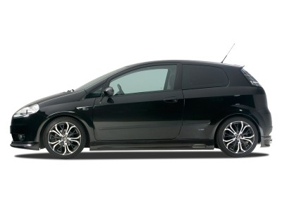 Fiat Punto MK3 NewLine Side Skirts