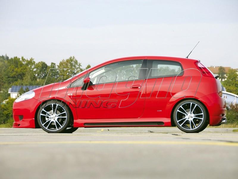Fiat Punto MK3 Vector Seitenschwellern