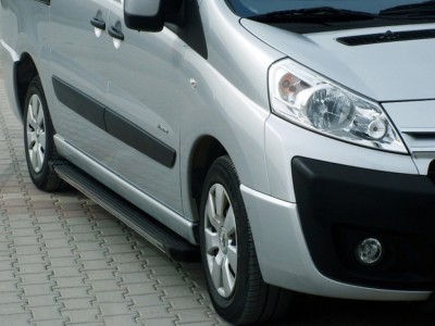 Fiat Scudo 2 Trax2 Running Boards