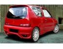 Fiat Seicento A2 Rear Bumper