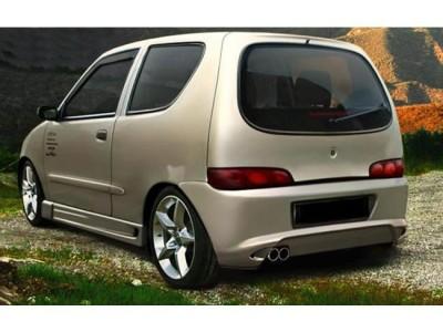 Fiat Seicento BSX Rear Bumper