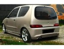 Fiat Seicento Bara Spate BSX