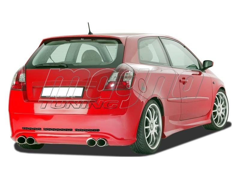 Fiat Stilo GTI Body Kit