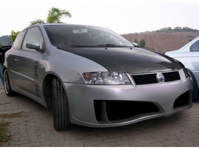 Fiat Stilo Oxyd Side Skirts