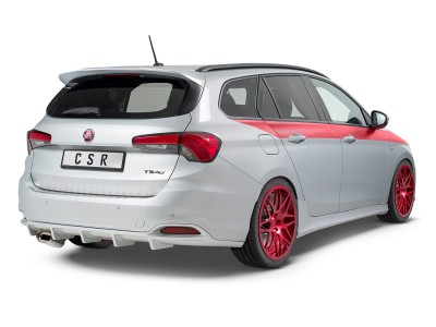 Fiat Tipo Crono Rear Wing Extension
