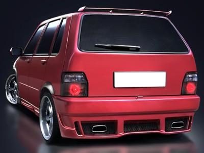 Fiat Uno MK2 Street Heckstossstange