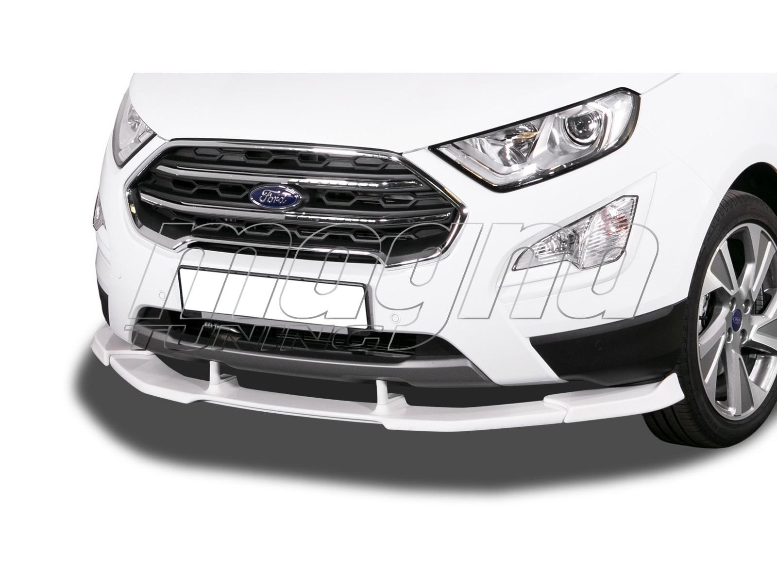 Ford Ecosport MK2 V2 Front Bumper Extension