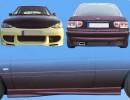 Ford Escort Body Kit F2