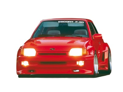Ford Escort MK3 / MK4 Wide Body Kit V2