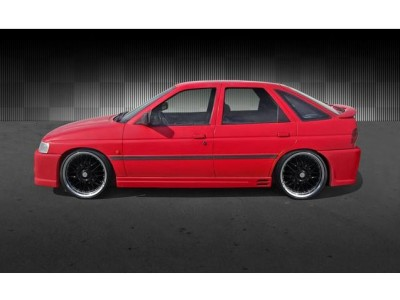 Ford Escort MK5 Compell Side Skirts