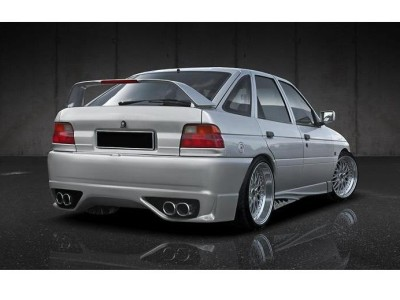 Ford Escort MK5 Moderna Rear Bumper