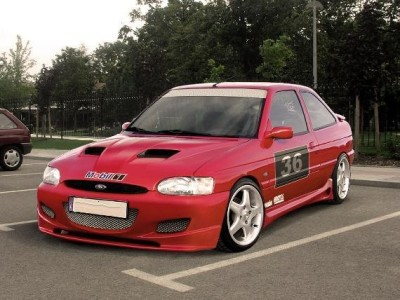 Ford Escort MK7 NT Side Skirts