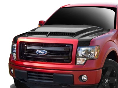 Ford F150 Atex Carbon Motorhaube