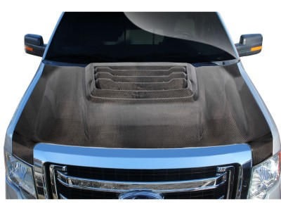 Ford F150 Raptor-Look Carbon Fiber Hood