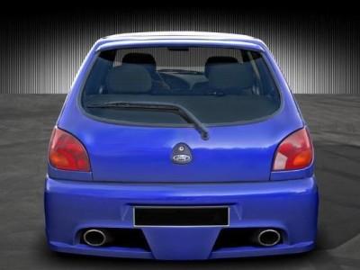 Ford Fiesta Bara Spate T-Rex
