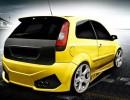 Ford Fiesta MK6 Bara Spate Lambo