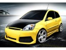 Ford Fiesta MK6 Body Kit Lambo