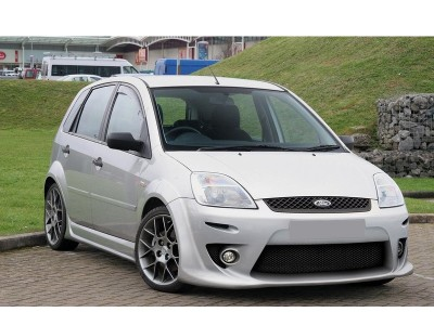 Ford Fiesta MK6 J-Style Body Kit