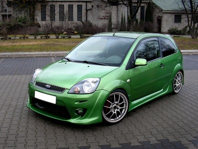 Ford Fiesta MK6 J-Style Side Skirts