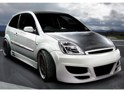 Ford Fiesta MK6 M-Style Front Bumper