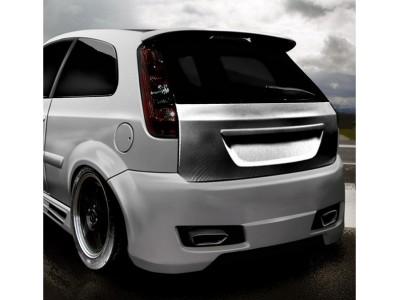 Ford Fiesta MK6 M-Style Rear Bumper