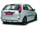 Ford Fiesta MK6 NewLine Rear Bumper Extension