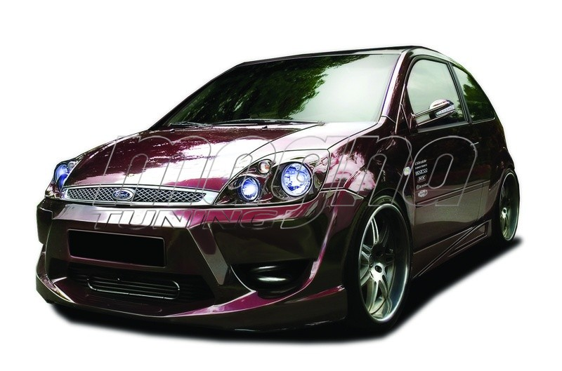 ford fiesta mk6 revolution body kit. Black Bedroom Furniture Sets. Home Design Ideas