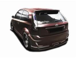 Ford Fiesta MK6 Revolution Rear Bumper