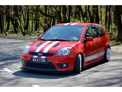 Ford Fiesta MK6 ST MX2 Front Bumper Extension