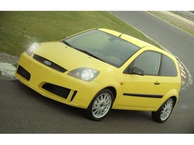 Ford Fiesta MK6 Vortex Front Bumper