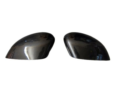 Ford Fiesta MK7 Exclusive Carbon Fiber Mirror Covers