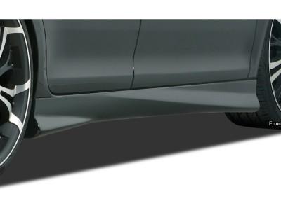 Ford Fiesta MK7 FX Seitenschwellern