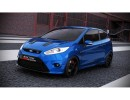 Ford Fiesta MK7 Facelift Bara Fata RS-Look