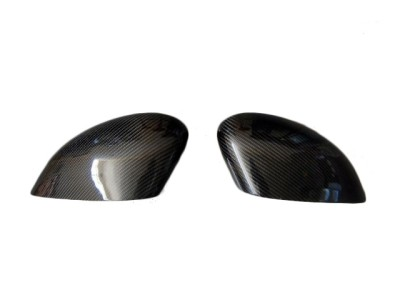 Ford Fiesta MK7 Facelift Exclusive Carbon Fiber Mirror Covers