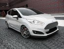 Ford Fiesta MK7 Facelift M2 Front Bumper Extension