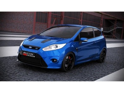 Ford Fiesta MK7 Facelift RS-Look Front Bumper