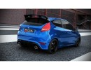 Ford Fiesta MK7 Facelift RS-Look Heckstossstange