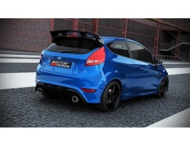 Ford Fiesta MK7 Facelift RS-Look Rear Bumper