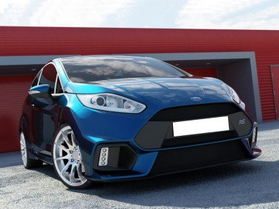 Ford Fiesta MK7 Facelift RS15-Look Frontstossstange