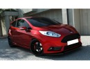Ford Fiesta MK7 Facelift ST-Look Front Bumper
