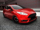 Ford Fiesta MK7 Facelift ST M2 Front Bumper Extension