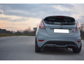 Ford Fiesta MK7 Facelift ST Racer Rear Bumper Extension