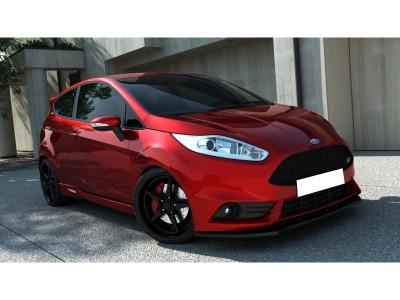 Ford Fiesta MK7 Facelift ST-Style Front Bumper